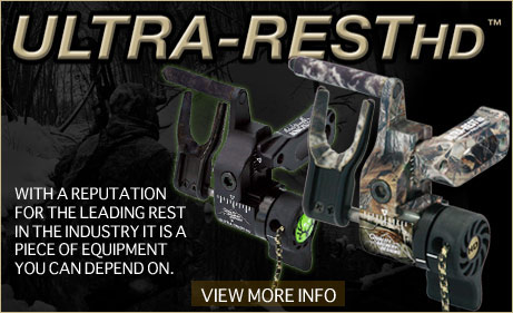bowhunting arrow rests