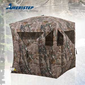 Ameristep hunting blinds for Ameristep all pro chair blind