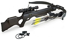 Bowhunting INFO > Equipment > Bow and Archery Gear > Cross