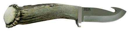Silver Stag Bow Hunting Knives