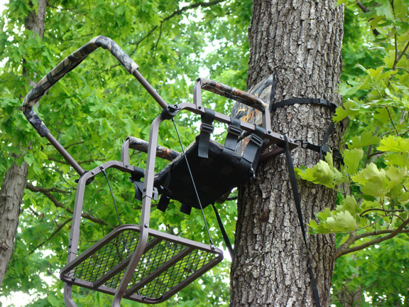 Muddy Tree Stands For Bow Hunting